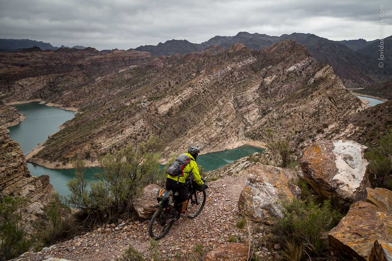 mendoza bikepacking cicloturismo bicicleta