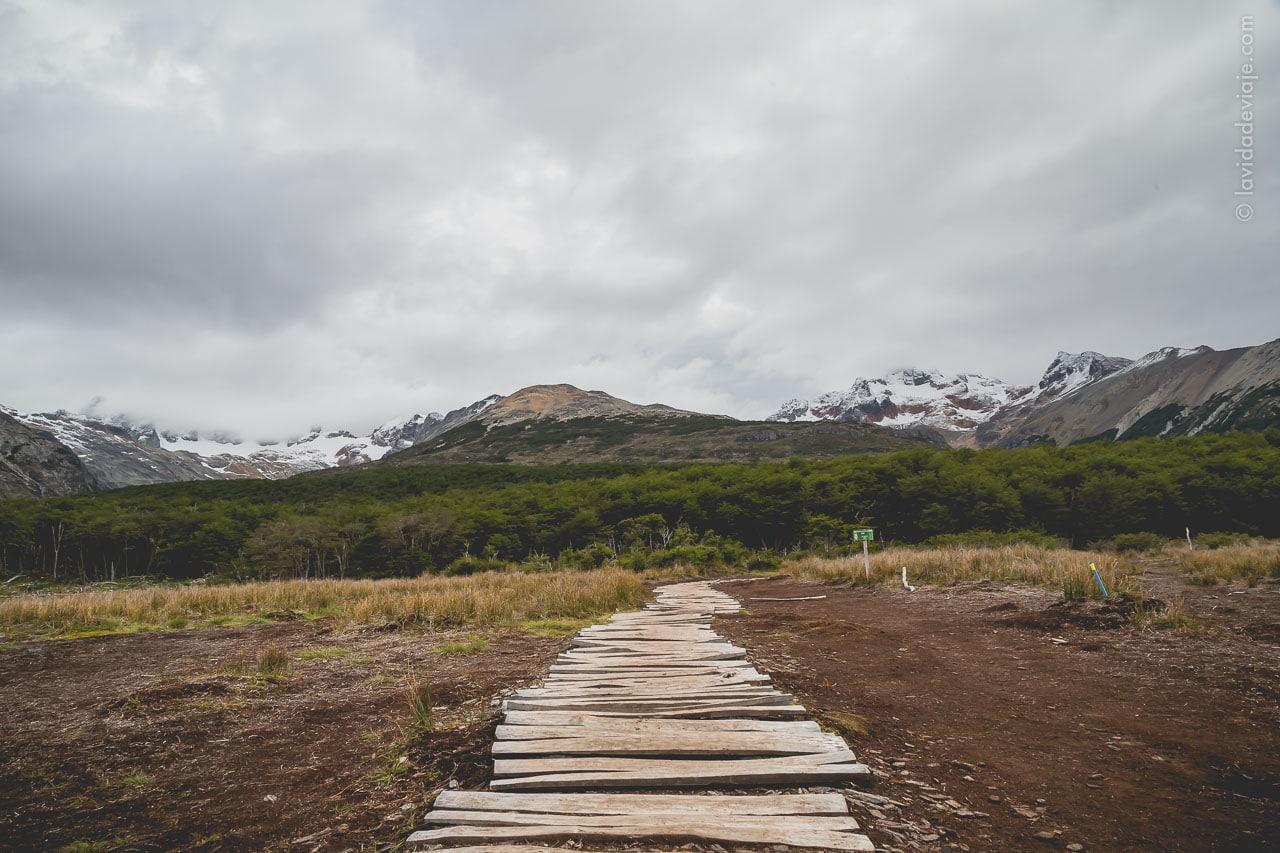Aventura en Ushuaia - Trekking a la laguna Esmeralda
