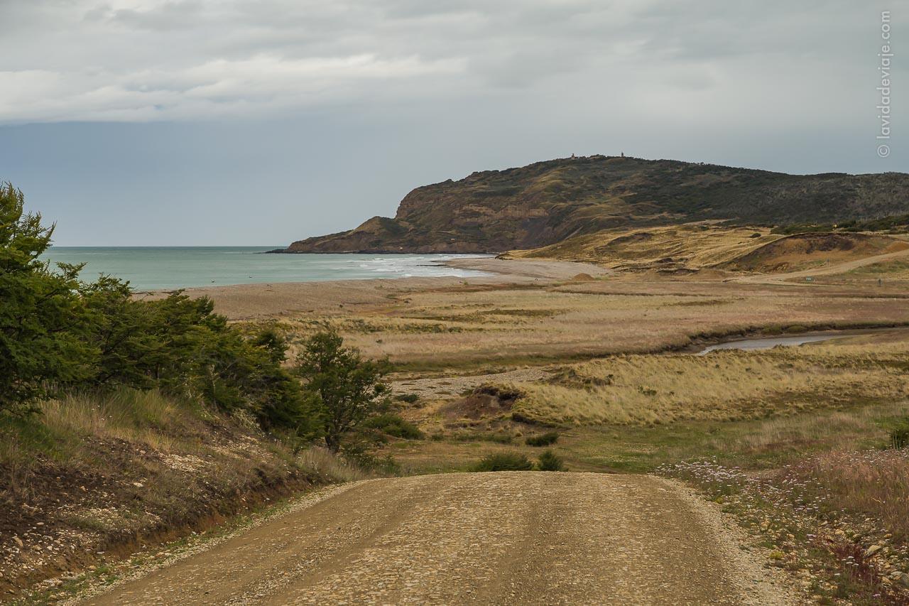 Cabo San Pablo y estancia Rolito