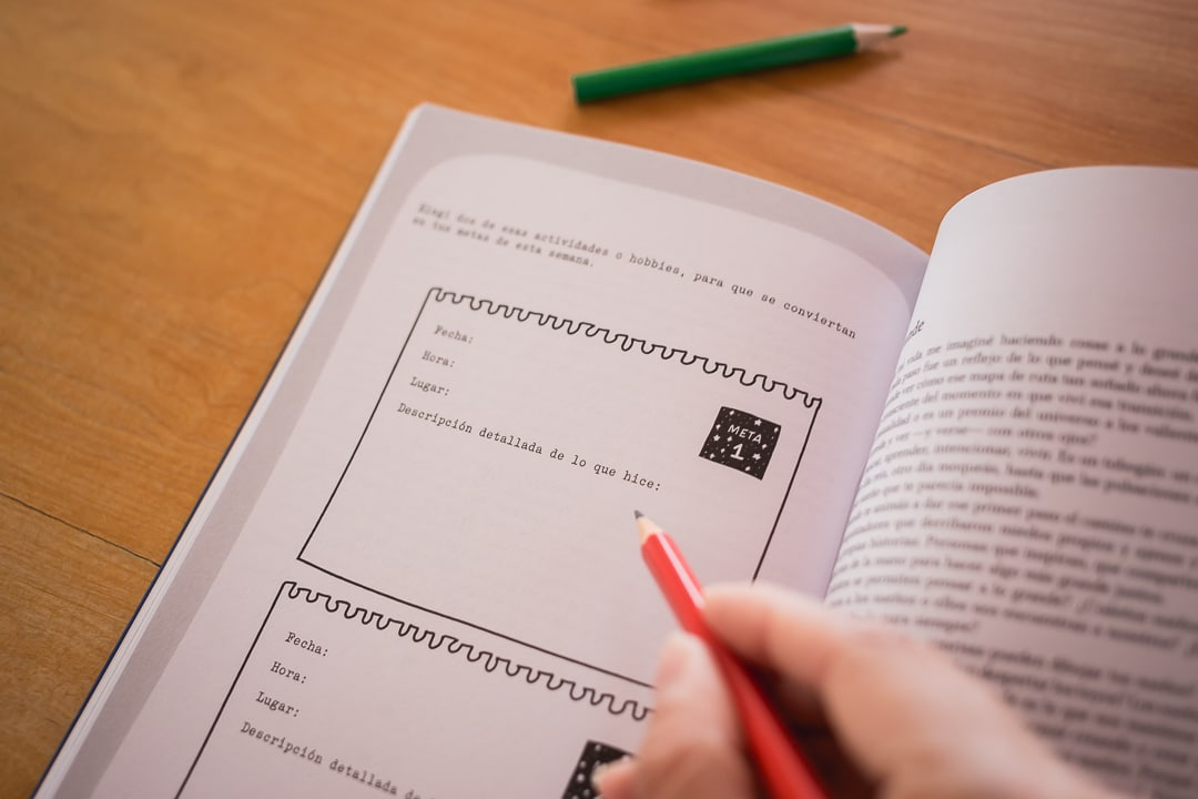 consigna de escritura del libro letras luz