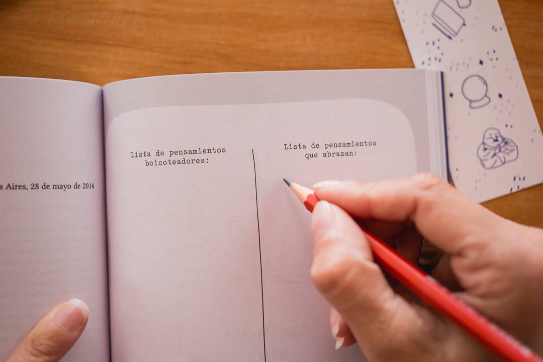 consignas del libro letras luz