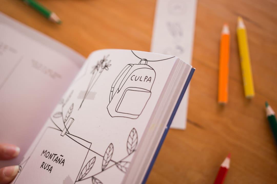 ilustraciones libro letras luz