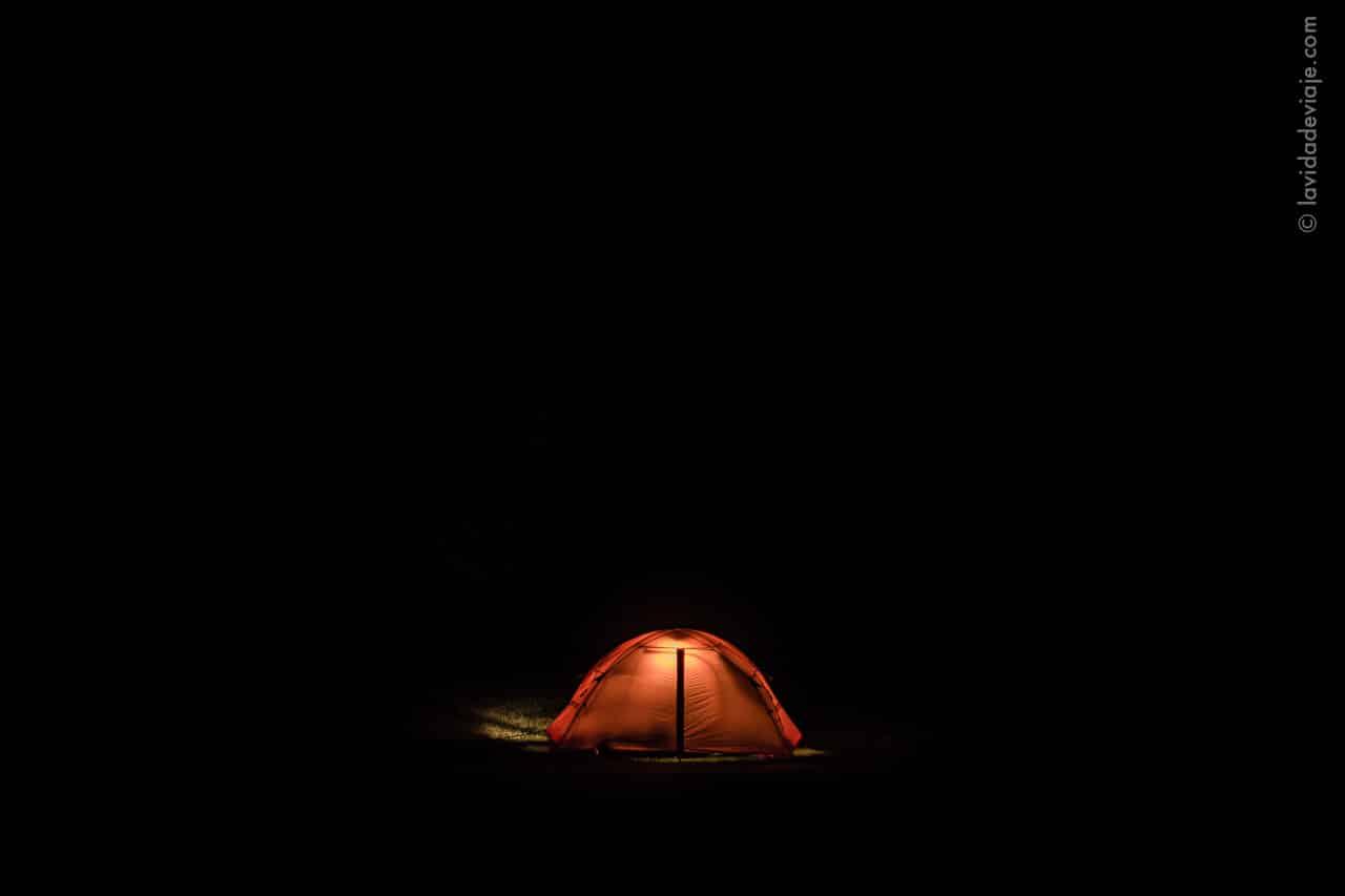 en la patagonia dormia