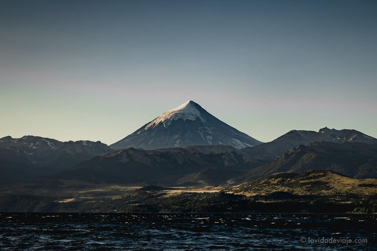 Refugios Volcán Lanín